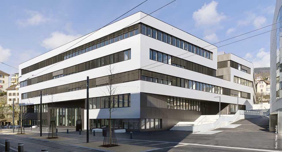 Microcity Neuchâtel EPFL
