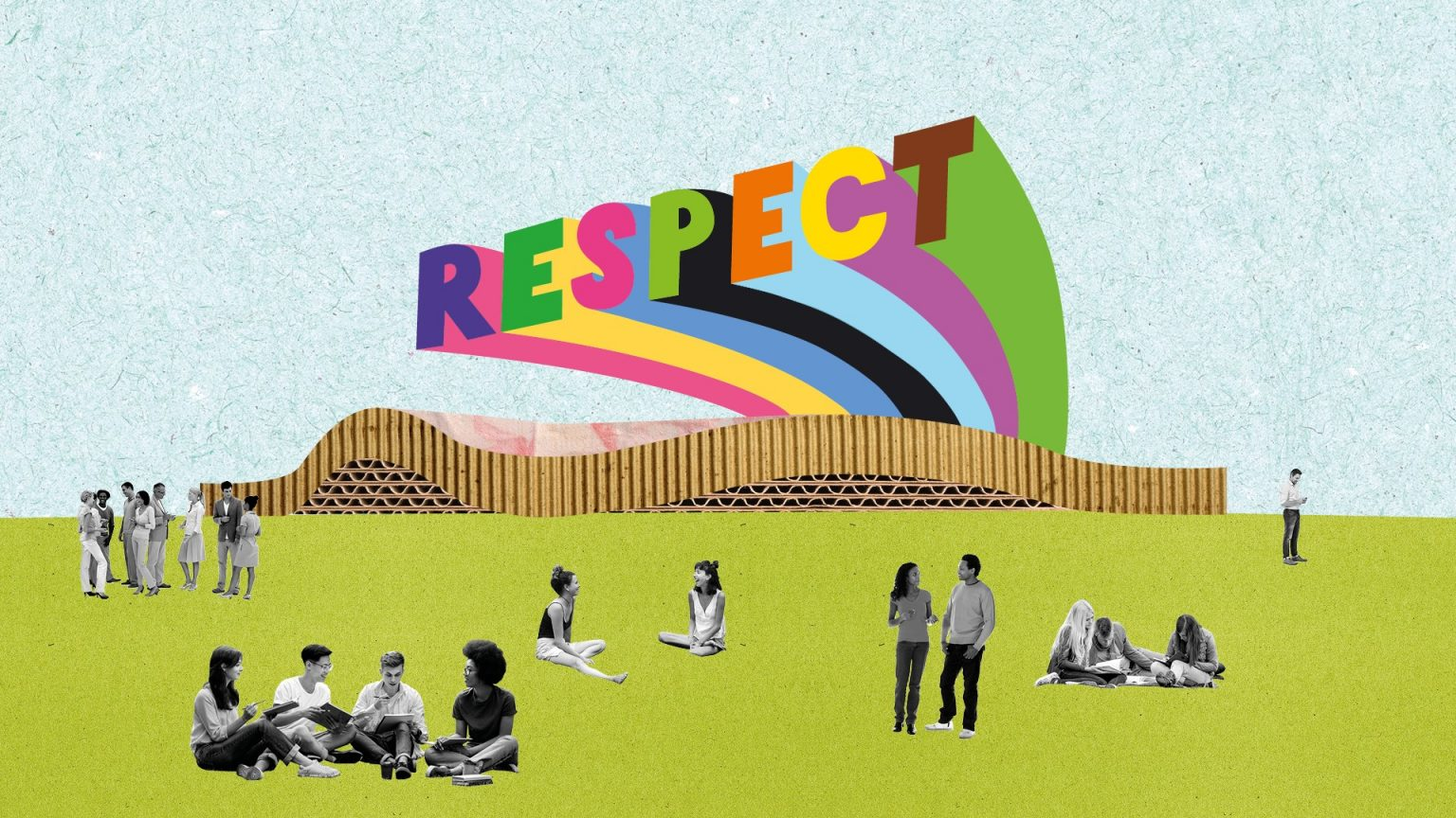 Campagne Respect @ EPFL - Agence Etienne Etienne