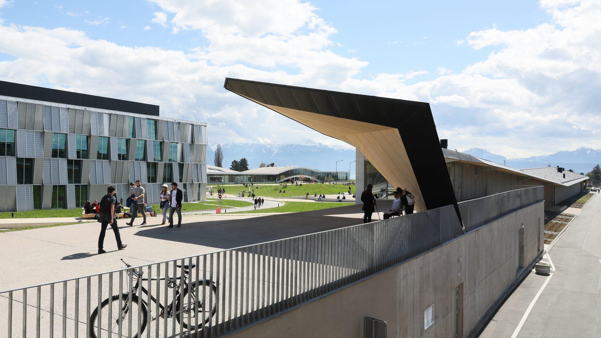 EPFL © Alain Herzog