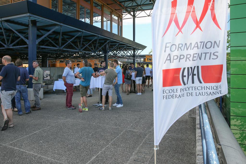 Formation Apprentis at EPFL