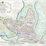 P. Rigaud, Ville de Lausanne, 1723 © Archives de la Ville de Lausanne