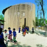 School in the Rohingya refugee camp of Ukhia, Teknaf, Bangladesh © Kashef Chowdhury