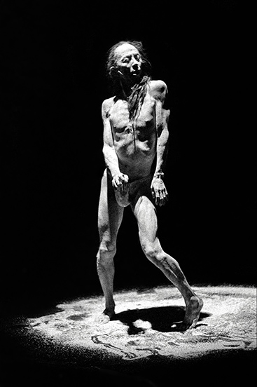 Butoh – Emotion seed – EPFL