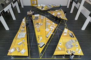 Bâtiment SG architecture - BestOf, Nuit des Musées 2014 à l'EPFL
