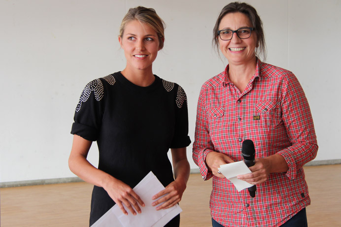 Tess Walraven & Jeanne Della Casa