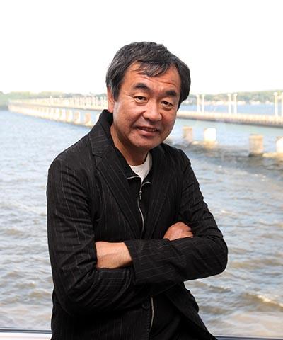 Kengo Kuma - architecte du batiment ArtLab EPFL
