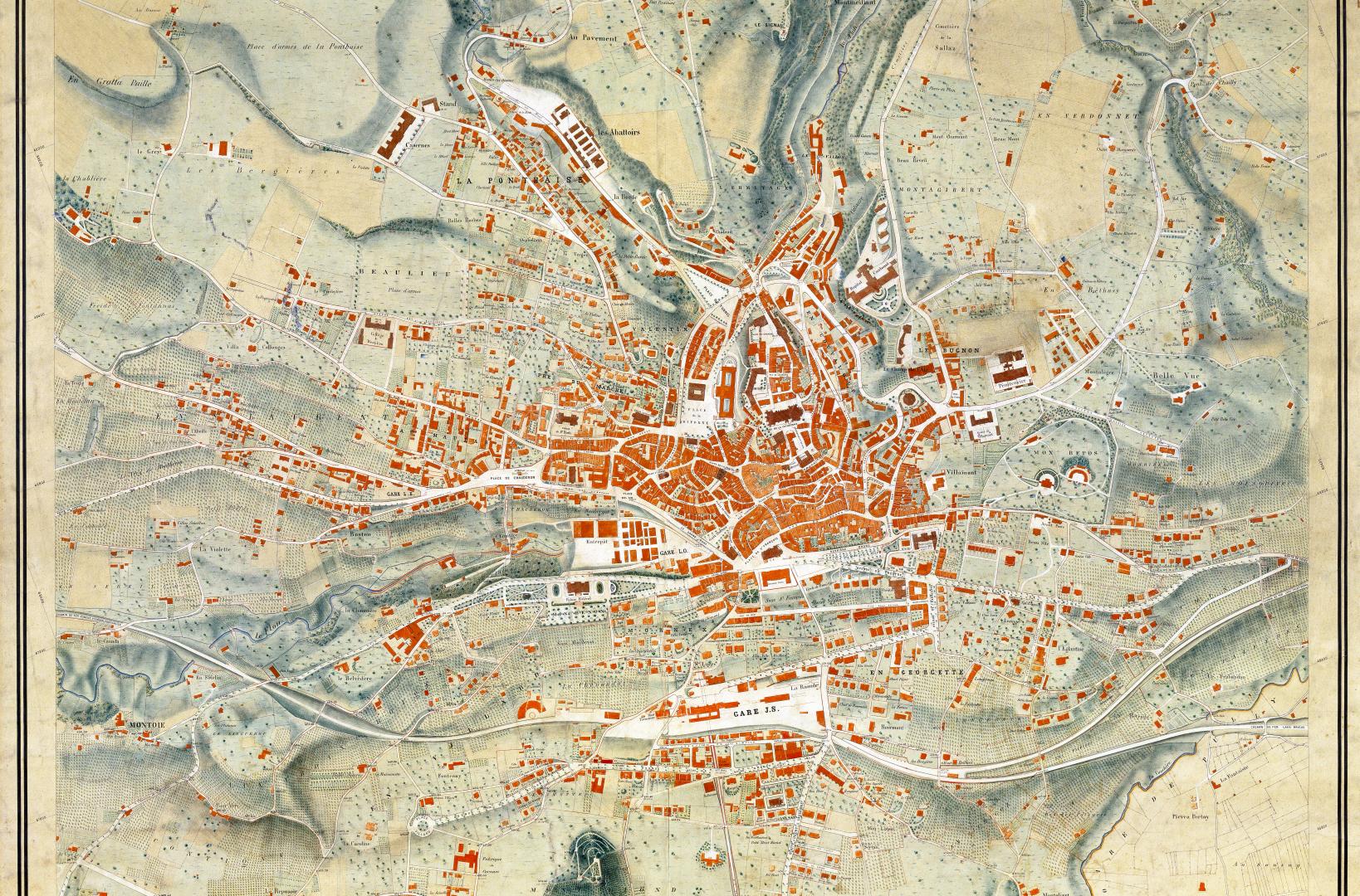 Archives de la Ville de Lausanne (1896)