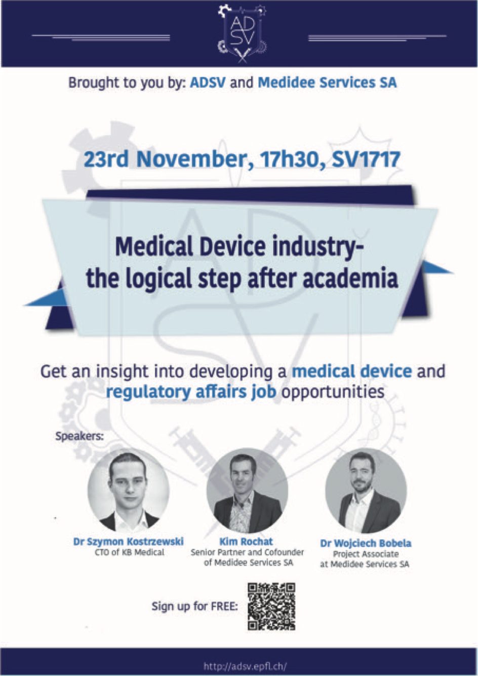 Medical Devices Industry Seminar
