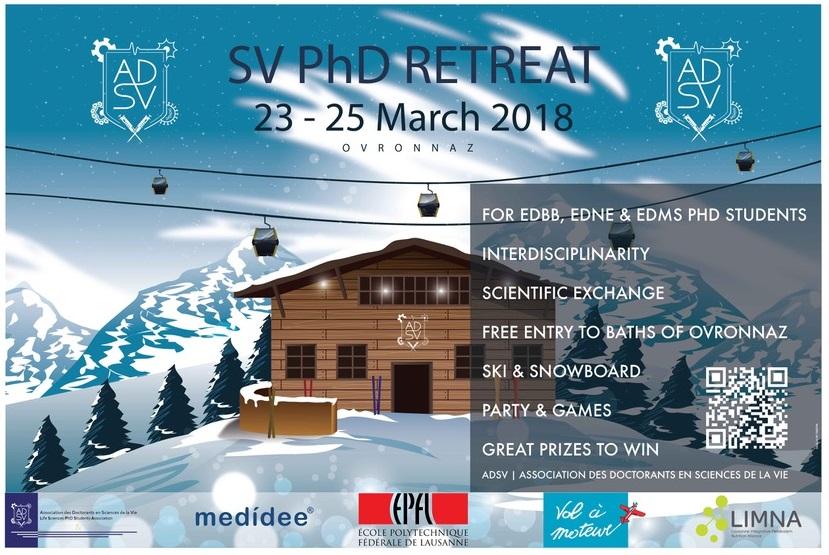 SV PhD Retreat 2018