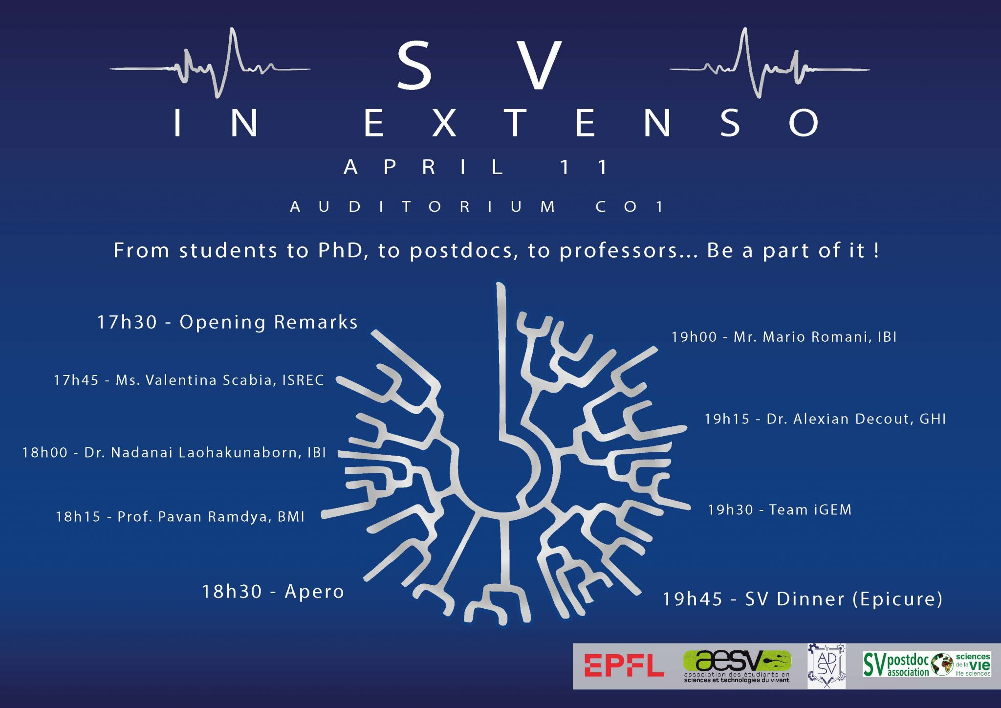 SV In Extenso 2019