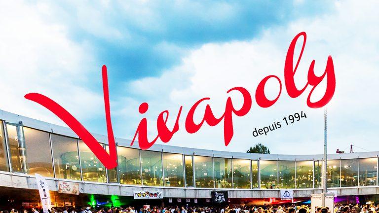 Bannière pour Vivapoly 2019