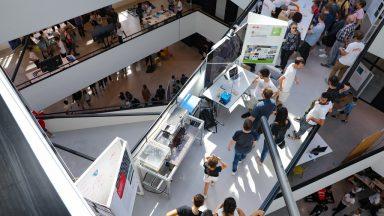 Portes ouvertes EPFL Hall MED