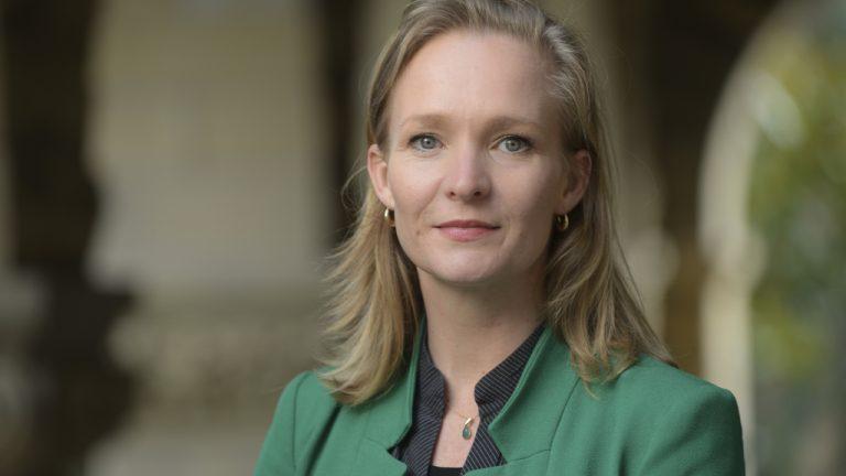 Portrait Marietje Schaake