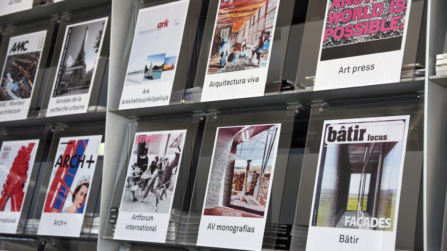 Revues Arts et Architecture