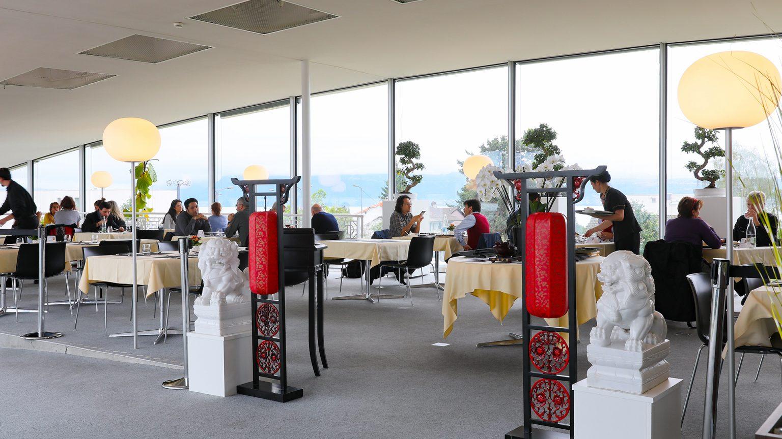 La Table de Vallotton by Shangri-La – Restaurants – Shops – Hotels