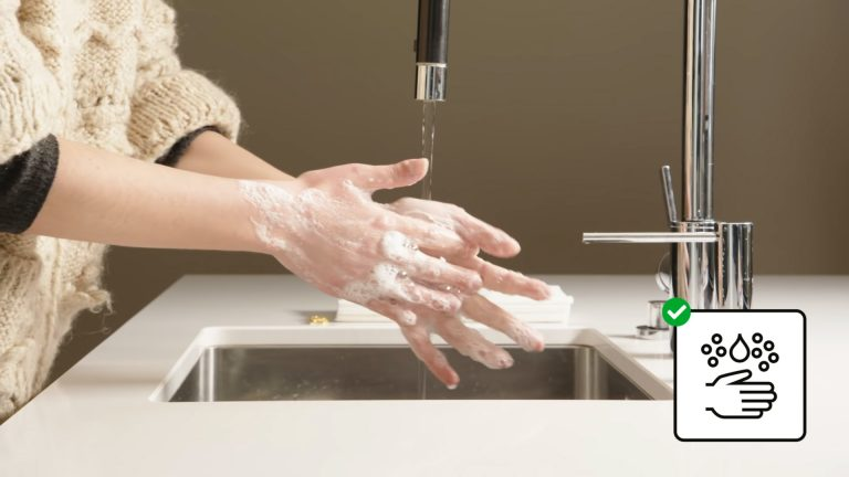 Lavage de mains