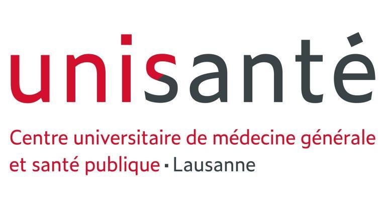Logo de Unisanté, centre universitaire de médecine générale et santé publique