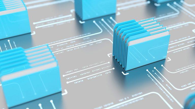Stockage électronique de document