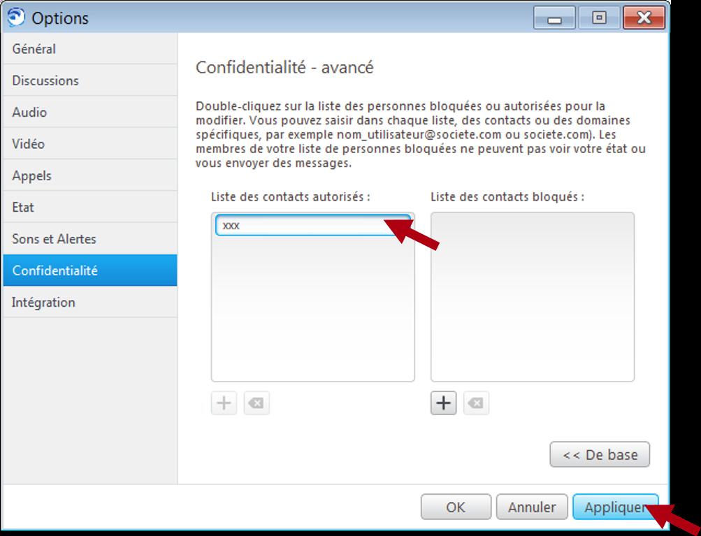 PrintScreen Confidentialité Avancé
