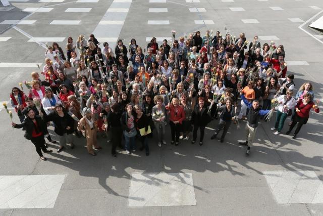 Groupes de personnes secrétaires EPFL