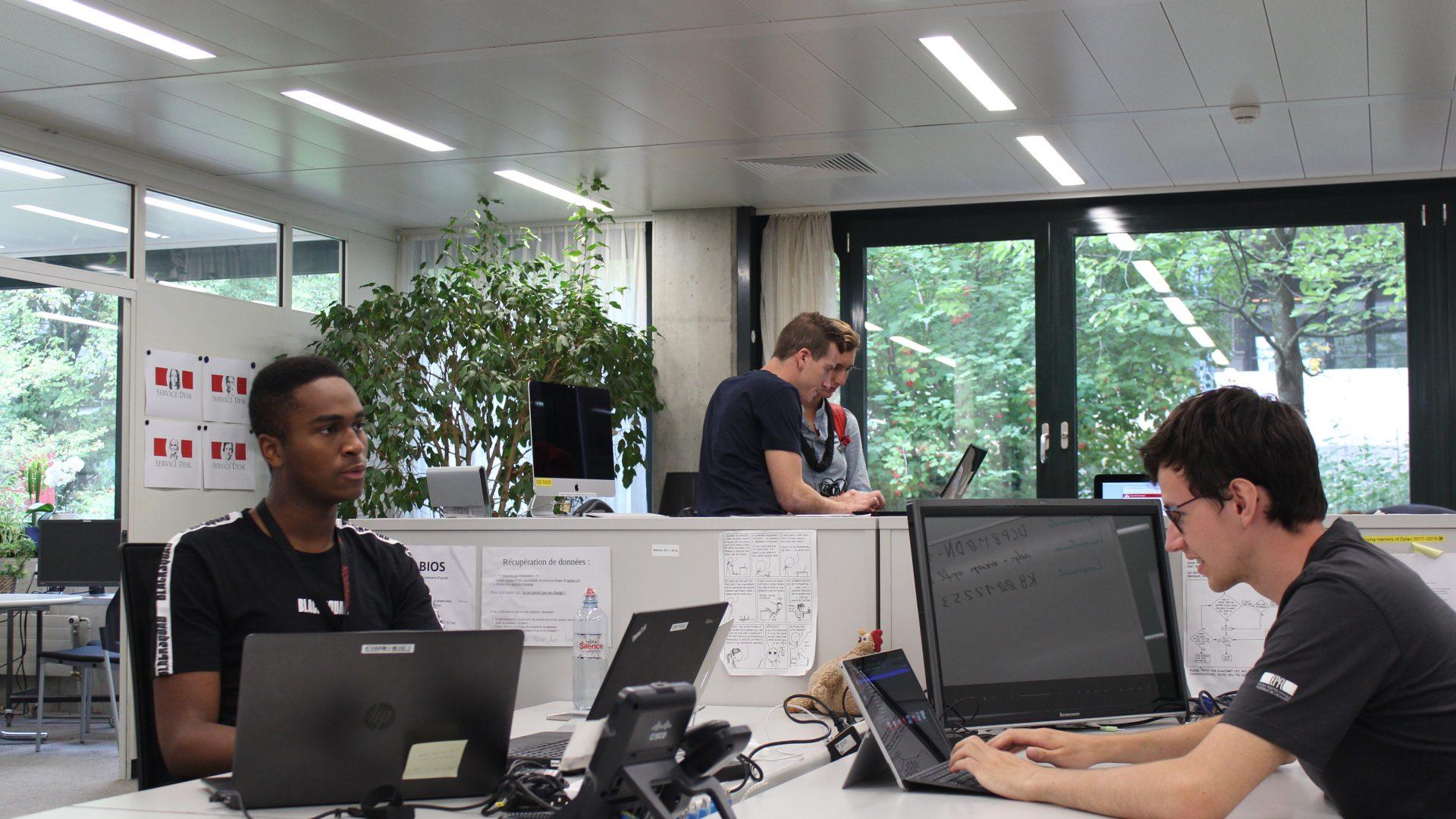 Service Desk VPSI