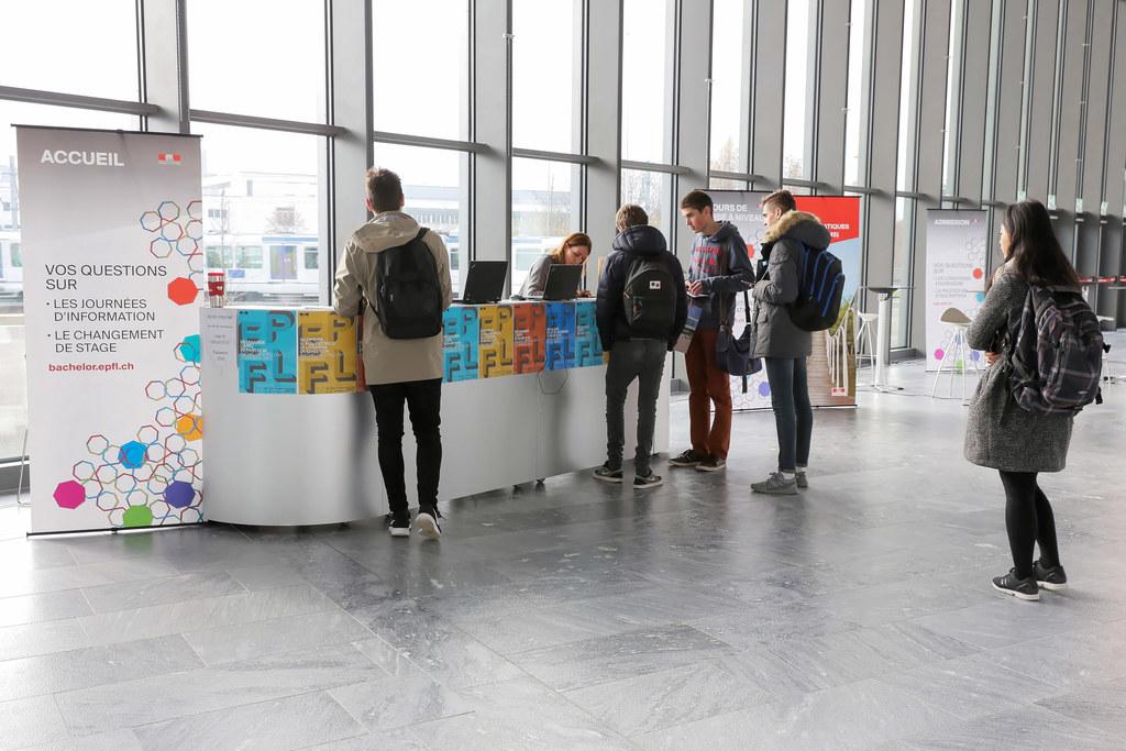 Journée d'accueil EPFL 2018