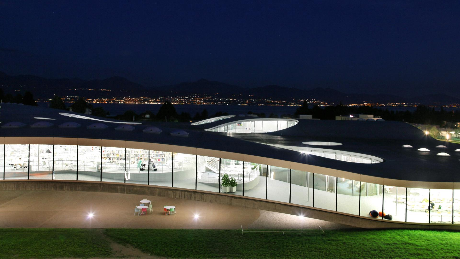 the rolex learning center  u2013 epfl