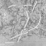 Plan des pistes de l'aéroport d'Ecublens