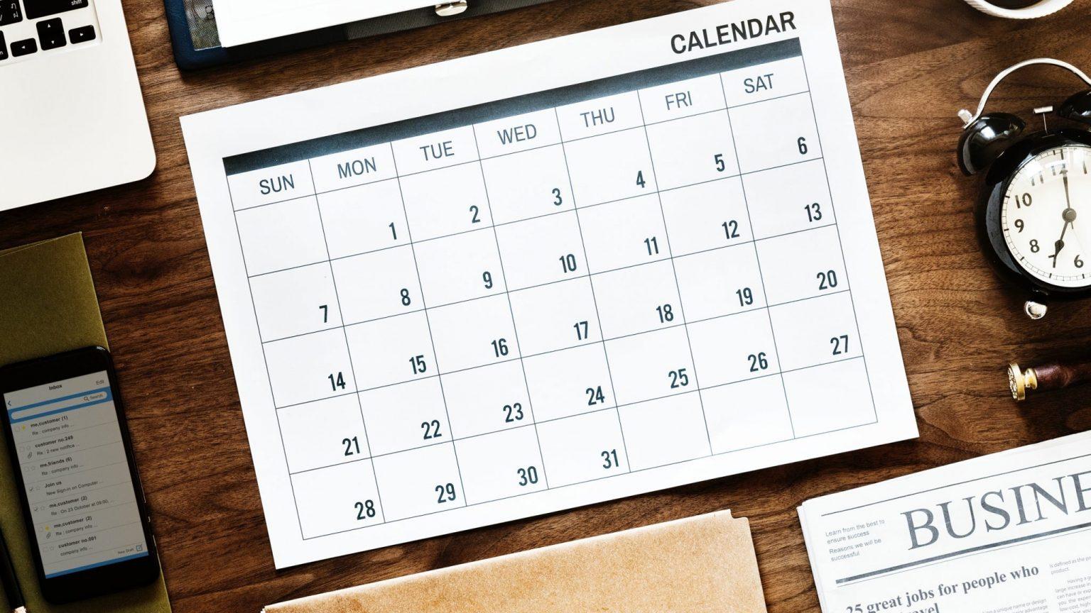 Application deadlines – EPFL