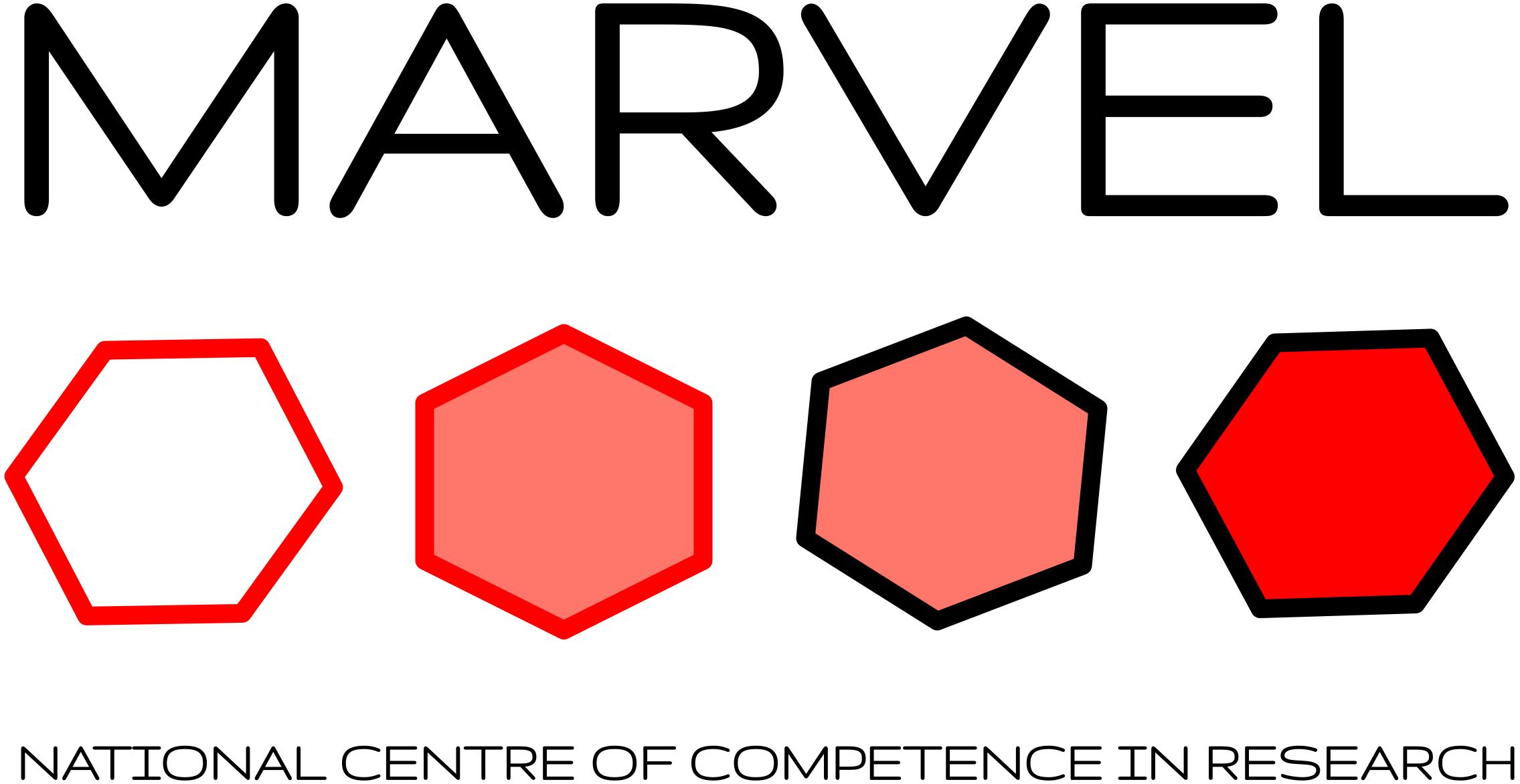 Logo PRN NCCR Marvel