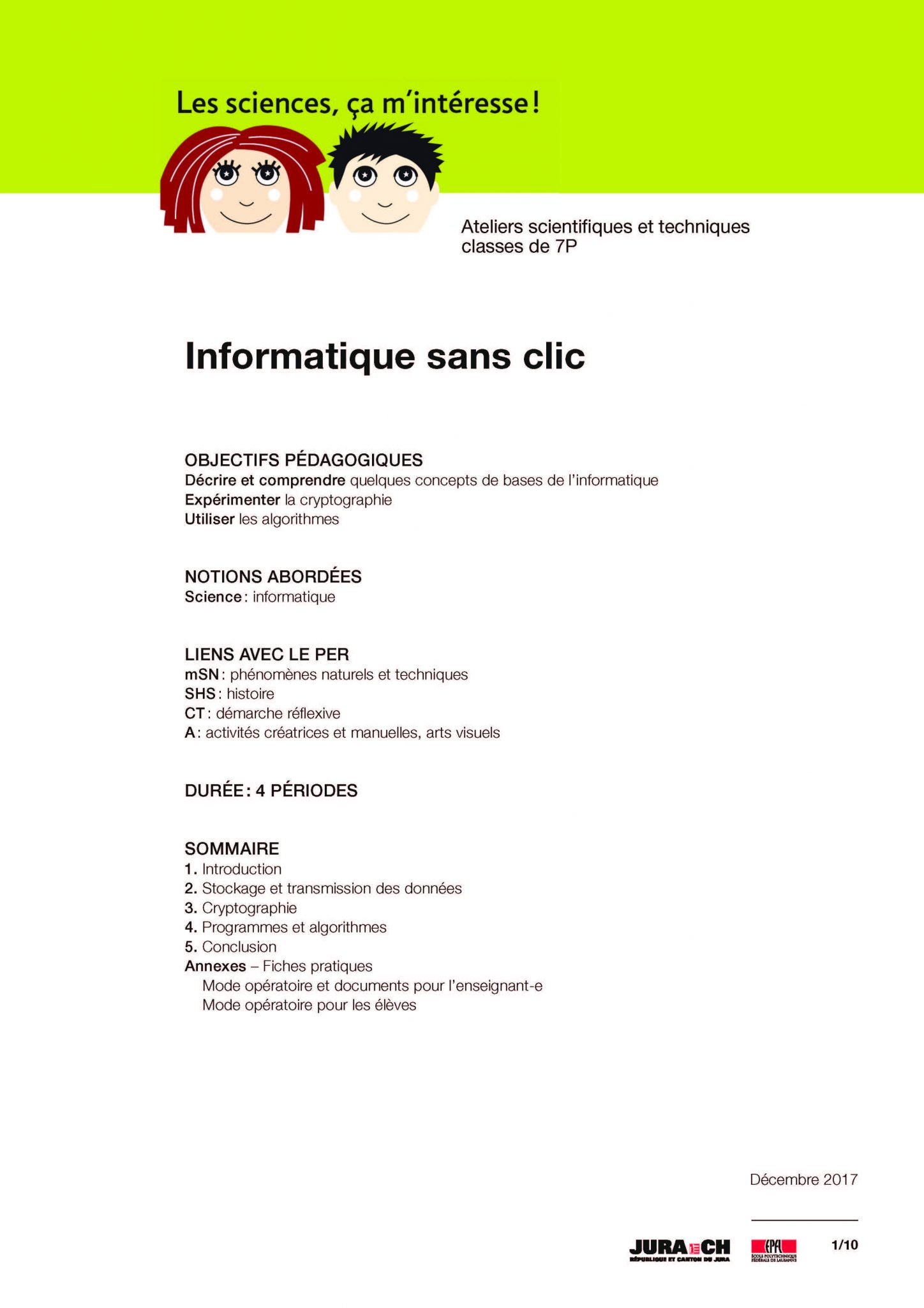 Dossier Informatique