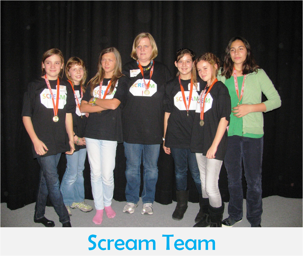 Scream Team