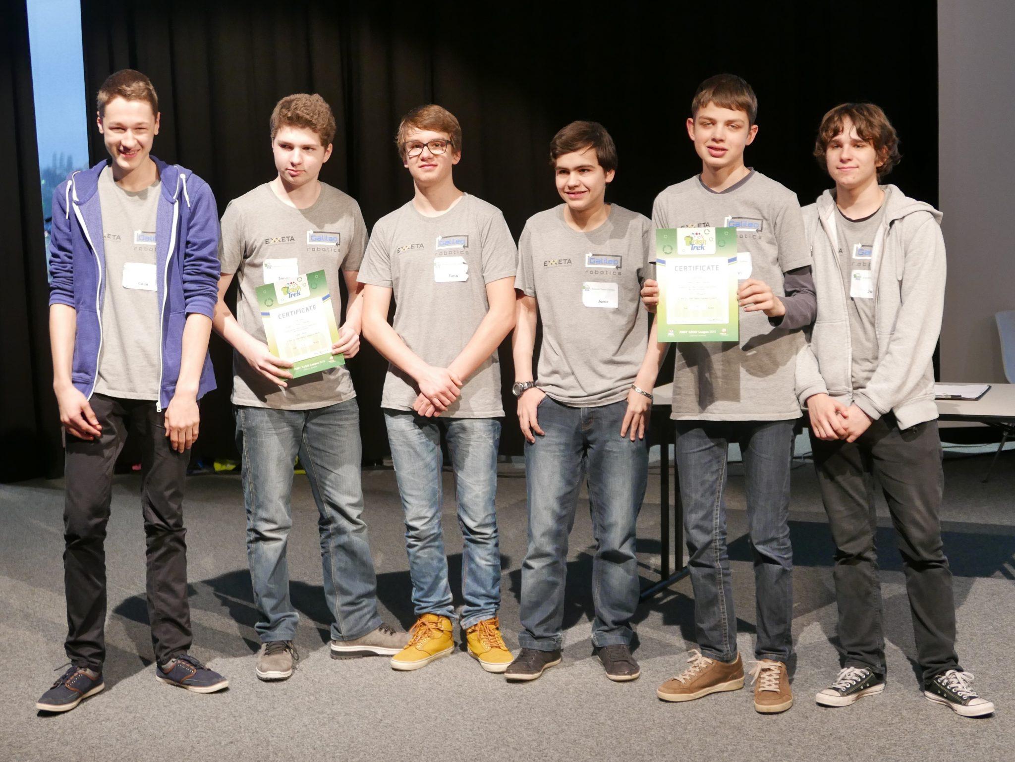 Robotic Team Galileo