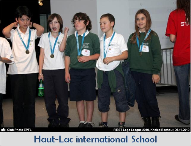 Haut Lac International School