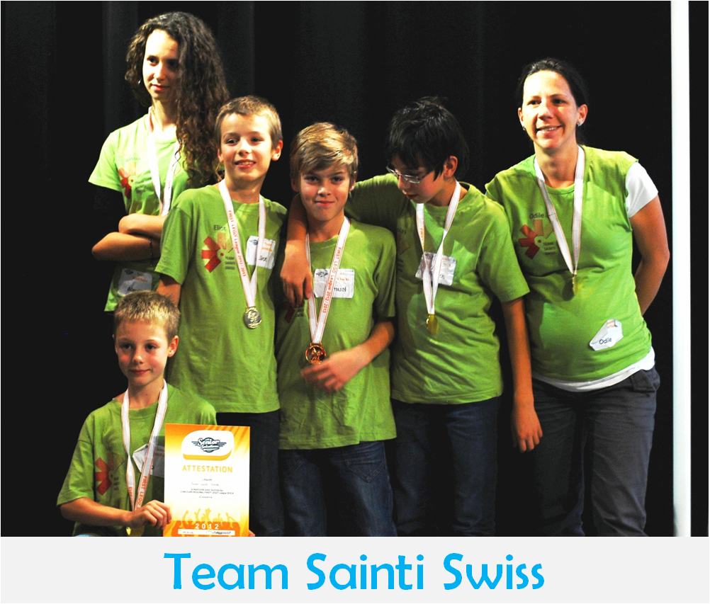Sainti Swiss