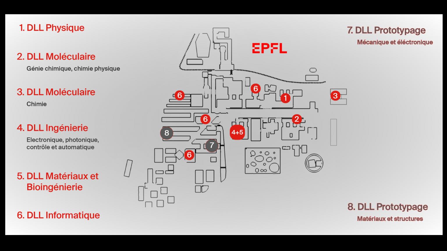 DLL MAP