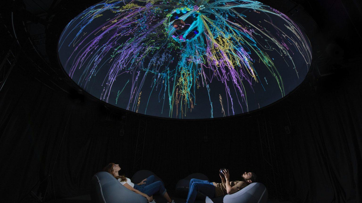 Jazz Luminaries @EPFL Pavilions, ©Catherine Leutenegger, 2019