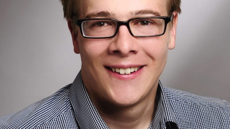 Portrait Fabian Mönkeberg