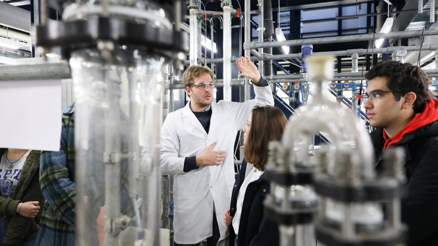 Doctoral Students' Salary – PHD | EPFL