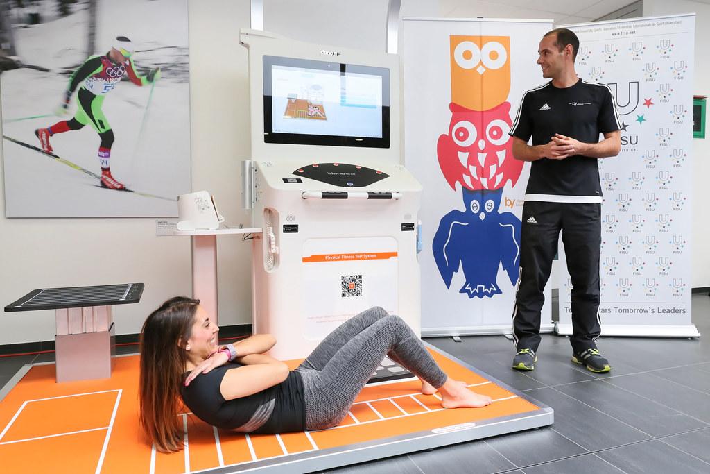 Applying Technology to Sports – EPFL