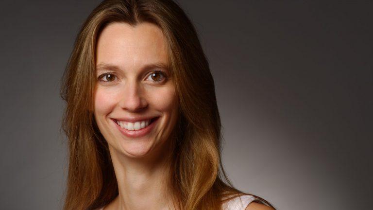 Portrait of Julia Binder