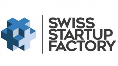 Swiss startup Factory logo