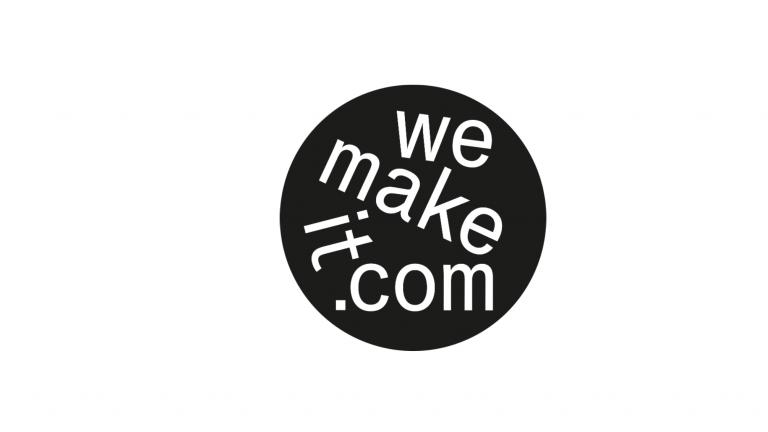 we make it logo