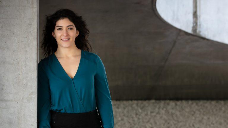 Letizia Andrioli Portrait
