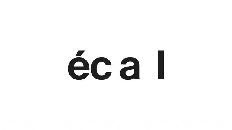 ECAL logo