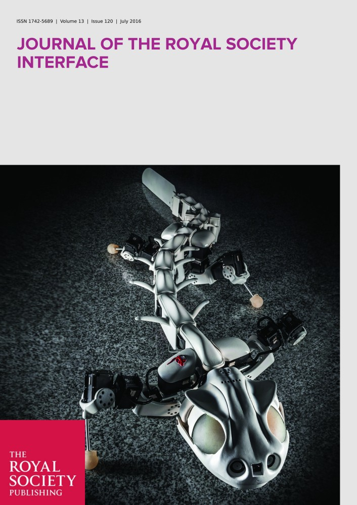 Pleurobot JRSInterface cover