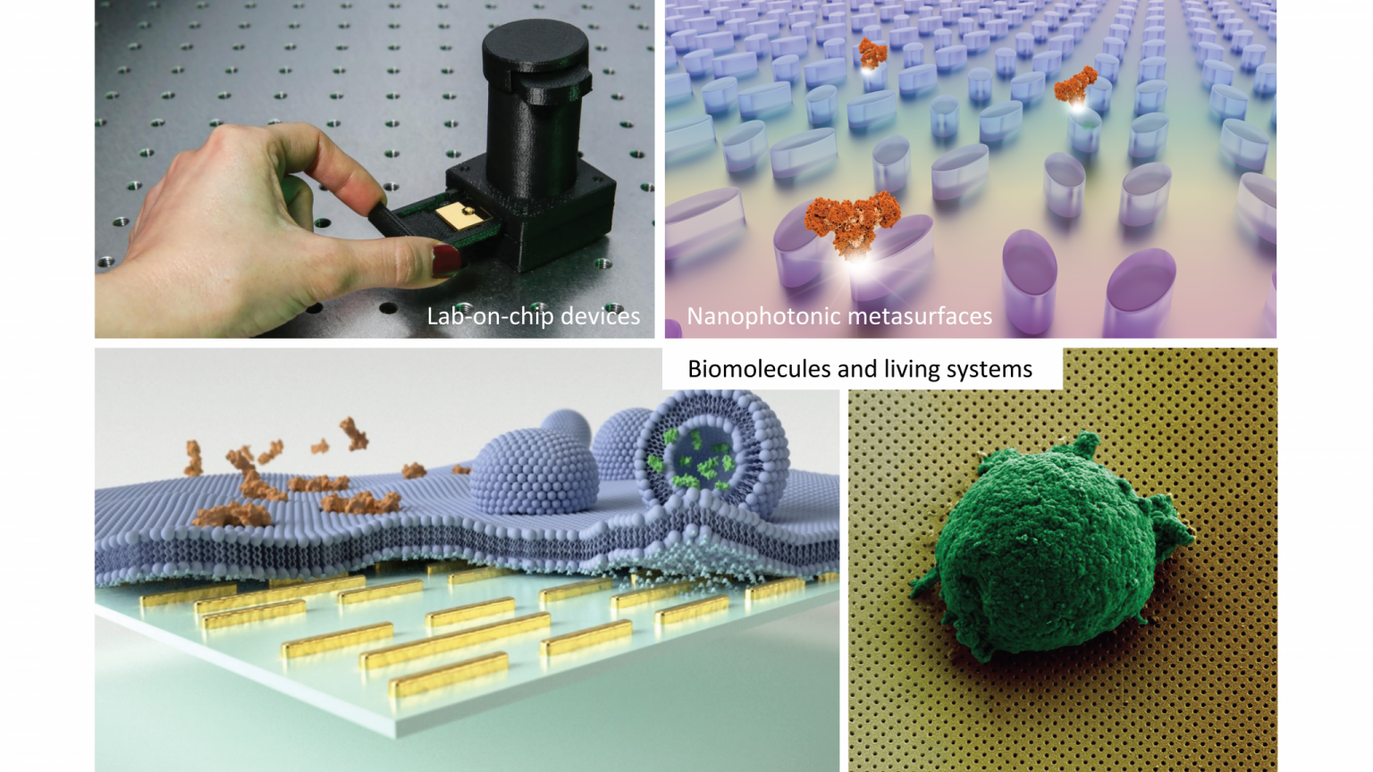 BIOS – BioNanoPhotonic Systems Laboratory