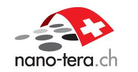 Logo of nano-tera
