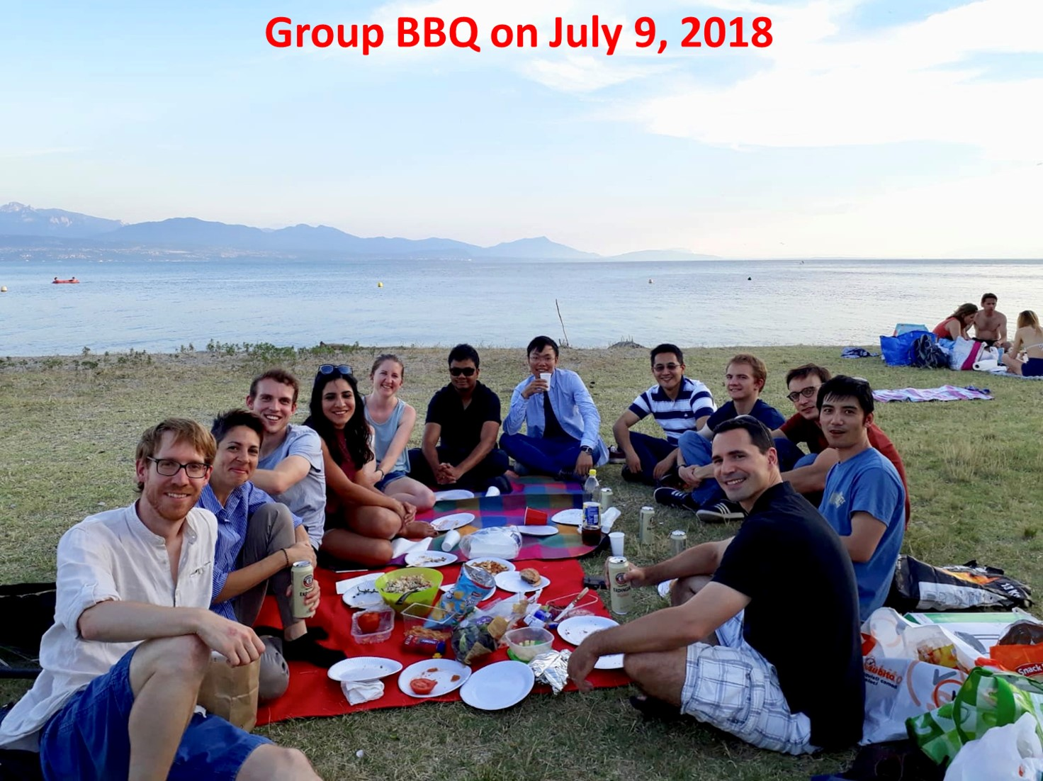 group bbq