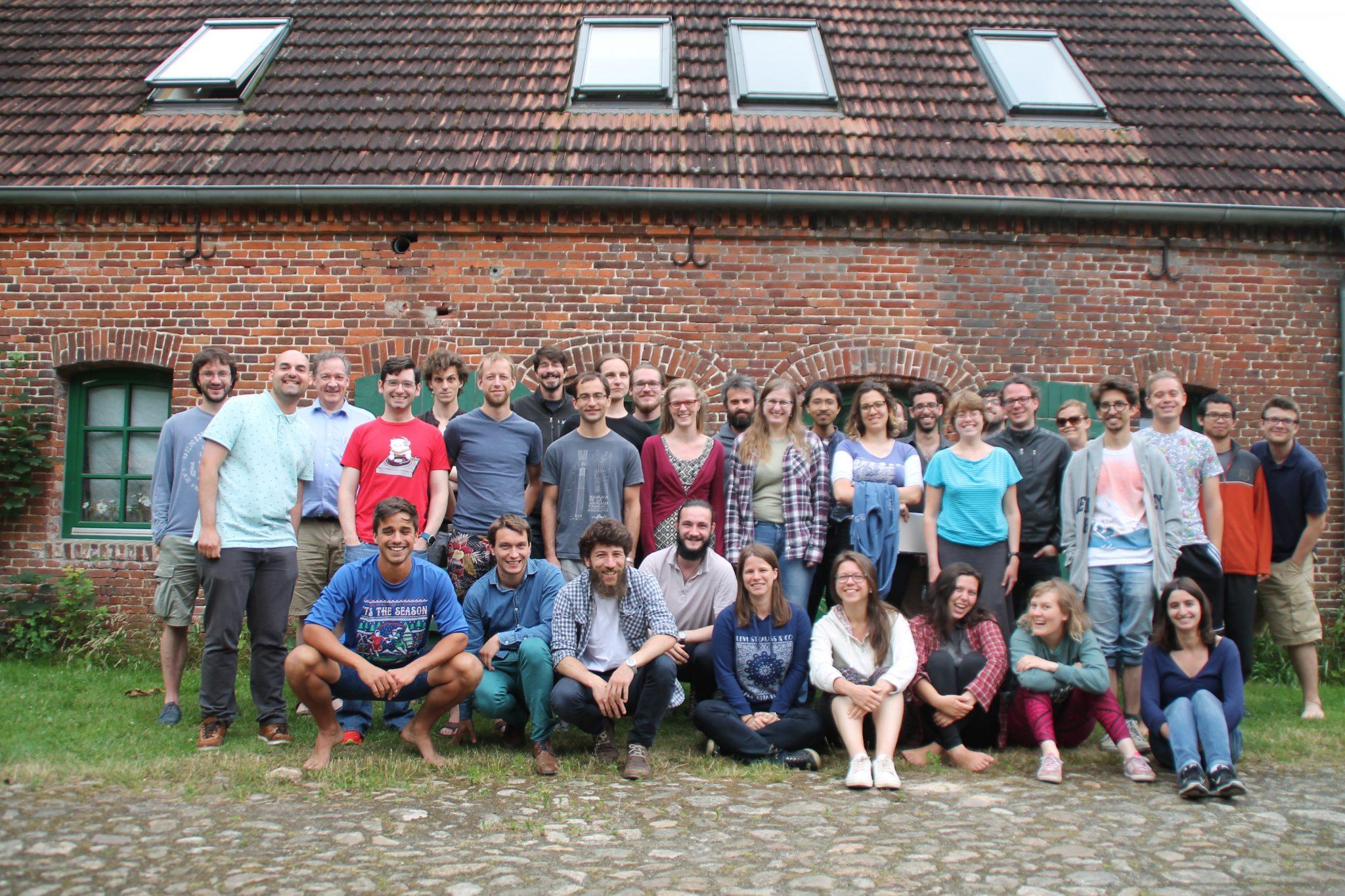 European Talbot Workshop 2017 – UPHESS